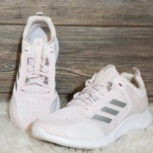 New Adidas Edgebounce Light Pink Sneakers